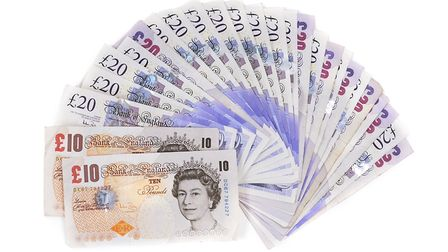 Thousands of pounds had to be recovered. Picture: THINKSTOCK