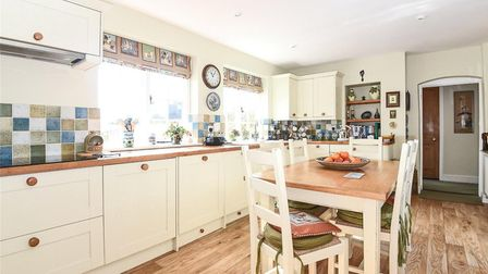 'The Giants' House, Newbourne; for sale with Bedfords. Picture: www.bedfords.co.uk