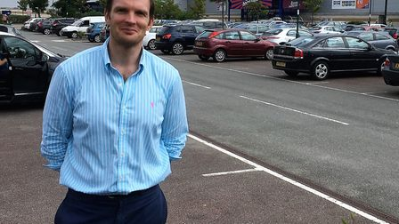 Central Suffolk and North Ipswich MP Dr Dan Poulter says he is disappointed over the figures Pictur