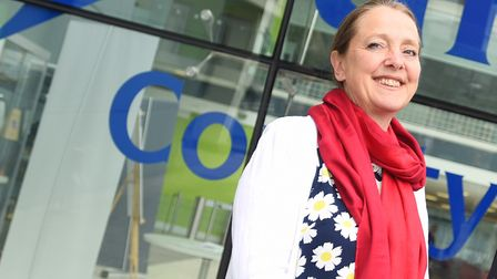Suffolk county councillor Sarah Adams has expressed concerns Picture: GREGG BROWN