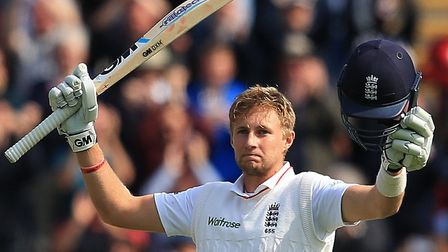 Joe Root is set to bat at number 3 for England. Picture: PA SPORT
