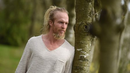 Tommy has battled addictions to drugs, alcohol and sex. Picture: GREGG BROWN