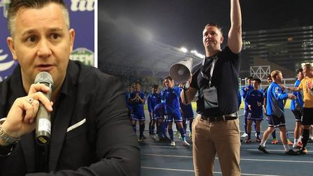Taiwan manager Gary White believes he should be considered for the vacant Ipswich Town manager's job