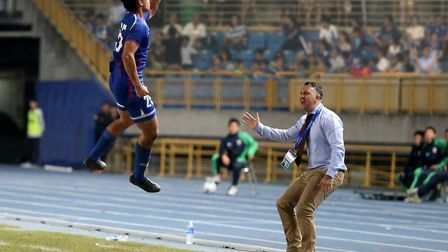 Taiwan, a nation acusstomed to losing, have won seven of their eight games under Gary White. Photo: