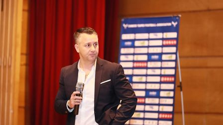 Gary White was shortlisted for the England Under-21 manager's job last year. Photo: Chinese Taipei F