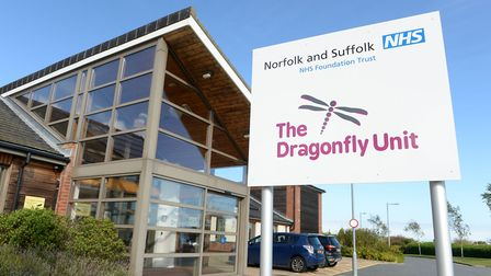 The Dragonfly Unit based at Carlton Court. Picture: NSFT.