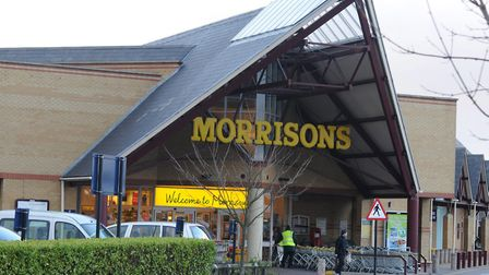 Morrisons, Lowestoft. Picture: ANDY DARNELL