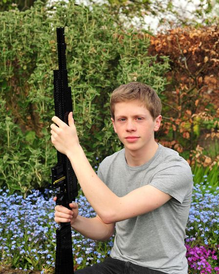 Back in 2012 Jack Streat, then 17, of was a LEGO weapons builder whose YouTube videos had over 15 mi