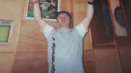 Martin Dines, 56, from Colchester, was found dead on Monday, April 23. Picture: PROVIDED BY FAMILY