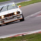 Colchester racing driver David Graves in action at Donington Park. Picture: GRAVES RACING