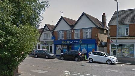 The Best One newsagent in High Street, Clacton, was one of the businesses affected. Picture: GOOGLE
