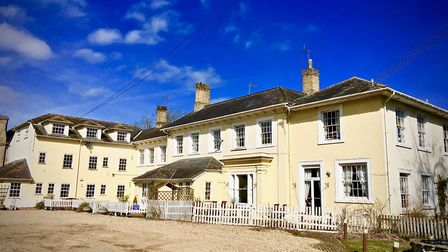 Stow Healthcare's latest acquisition, Attwood's Manor, at Halstead on the Essex/Suffolk, border. Pic