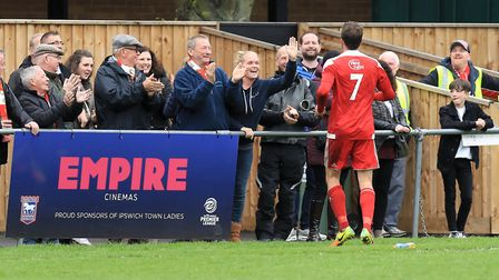 Up close and personal! The beauty of non-league and why it is thriving, players and fans together as