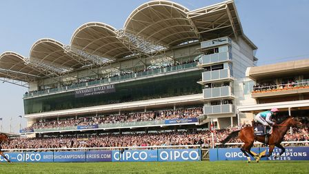 The Guineas Festival is one of the highlights of the Newmarket calendar. Picture: Louise Pollard/