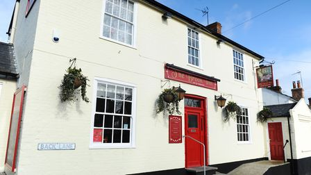 The Brook Inn, Washbrook. Picture: LUCY TAYLOR