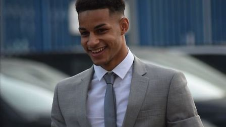 Barry Cotter could replace the injured Jordan Spence in the Town team for Sunday's season-finale aga
