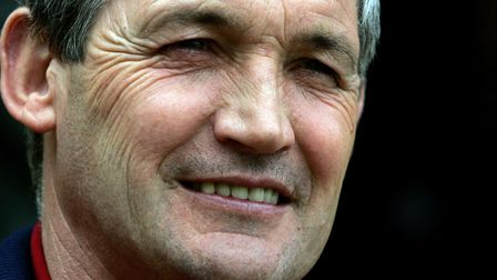 George Burley wants to be the new Ipswich Town boss, with Terry Butcher as his assistant. Picture: P