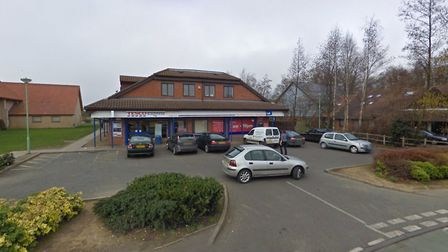 Officers attended the Tesco store in Bury St Edmunds. Picture: GOOGLE MAPS