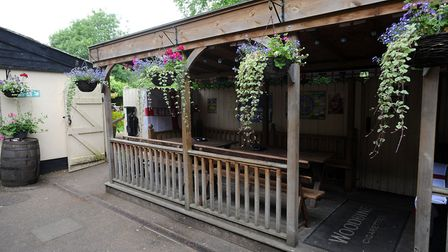 The pub will reopen under new management in mid-May. Picture: PHIL MORLEY