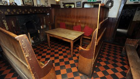 The 16th century inn is well-liked for its traditional emobodiment of a country pub. Picture: PHIL M