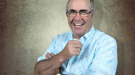 Danny Baker's visiting Ipswich, Colchester and Norwich. Picture: STEVE ULLATHORNE