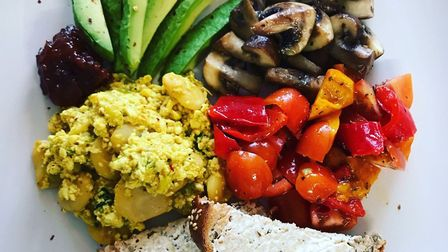 More and more athletes and celebrities are embracing the vegan lifestyle. Picture: LEANNE GEAVES