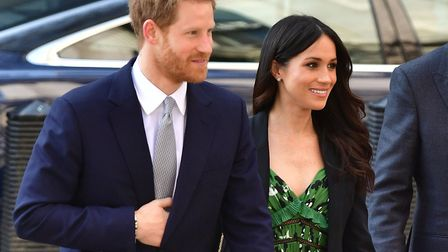 Meghan Markle's dad will not attend her wedding picture: PA WIRE/PA IMAGES