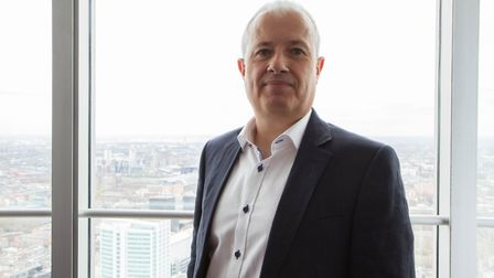 Neil Miles, chairman of TechEast and founder of Inawisdom. Picture: Neil Miles