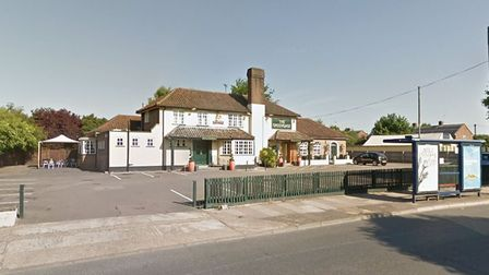 Police are appealing for witnesses after an assault at the Greengage Pub in Bury St Edmunds Picture: