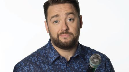 Jason Manford. Picture: CONTRIBUTED