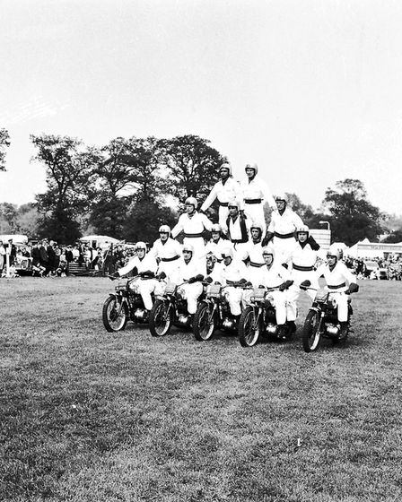 Hadleigh show in May 65