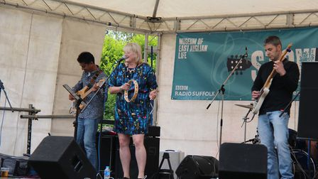 The StowBlues festival is set to return on June 9, bringing authentic American blues back to Suffolk