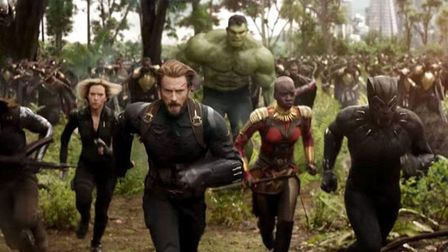 Avengers: Infinity War has been very successful but Hollywood is discovering that spectacle is no lo
