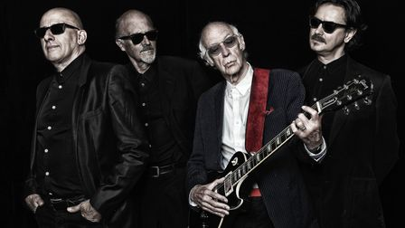 Roger McGough and Friends who will be appearing at Bury Festival 2018. Photo: Nick Wright/Bury Festi