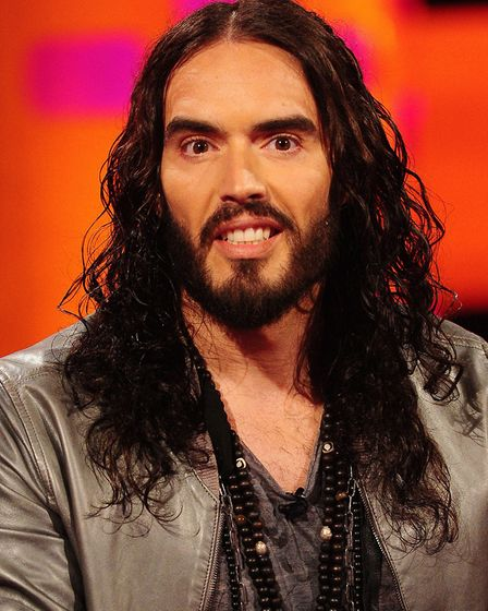 Russell Brand has, in the past, been one of Focus 12's celebrity patrons. Picture: IAN WEST/PA WIRE