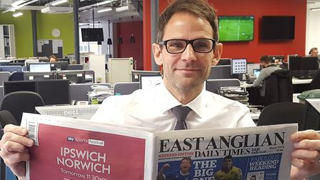 EADT and Ipswich Star Brad Jones has written to MPs in Suffolk and north Essex urging them to vote d