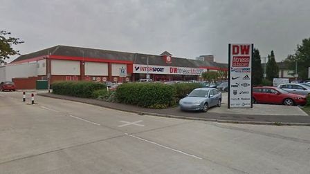 The incident is alleged to have happened at DW Fitness in Ipswich. Picture: GOOGLE