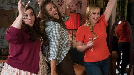 Amy Schumer in the film I Feel Pretty. Picture: STXENTERTAINMENT