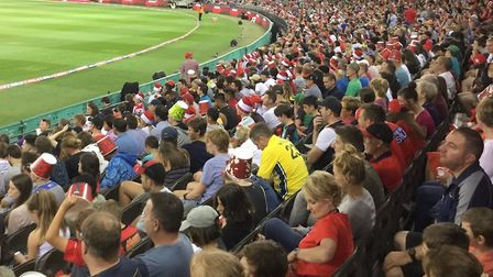 Crowds pack in to watch the Big Bash league - could 100-ball cricket have the same impact on the Eng