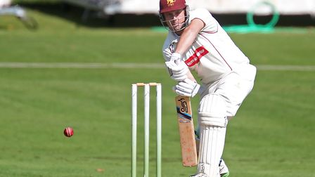 Darren Batch, who scored a century in a second wicket partnership worth 281 with Tom Huggins in Sudb