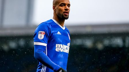 It looks like David McGoldrick will be leaving Ipswich Town in the summer. Picture: STEVE WALLER