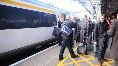 Commuters deserve the choice of part-time season tickets. Picture: LUCY TAYLOR