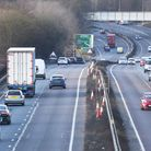 The A14 near Bury St Edmunds isone of the areas highlighted as needing improvement. Picture: GREGG B