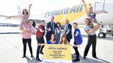 Nordic low cost airline, Primera Air, has had an official launch of flights from London Stansted, to