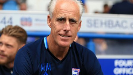 Mick McCarthy says he's received job offers from Australia, Israel and South Africa. Photo: PA