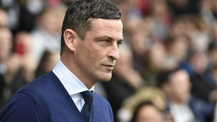 Jack Ross was interviewed by Barnsley back in February. Photo: PA