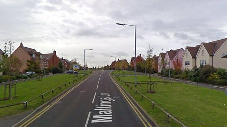 The incidents are said to have happened close to Maltings Lane in Witham. Picture: GOOGLE MAPS