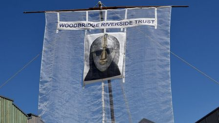 The Beowulf Festival in Woodbridge. Picture: CHARMIAN BERRY