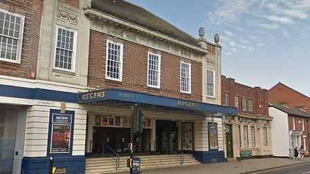 Michael McIntyre is returning to Ipswich's Regent Theatre this October. Picture: GOOGLE MAPS