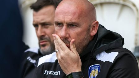 It was a frustrating season for U's boss John McGreal, with results often not matching the performan